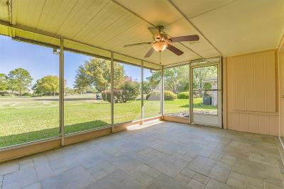 Pearland Single Family Home For Sale: 3015 S Peach Hollow Circle