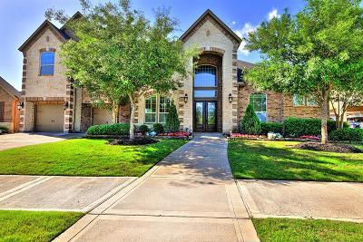 Fulshear TX Single Family Home For Sale: $594,700