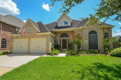 Richmond TX Single Family Home For Sale: $297,500