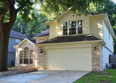 Kingwood Single Family Home For Sale: 3307 Kings Mountain Drive