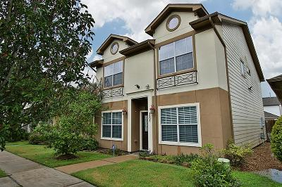 Houston Single Family Home For Sale: 3508 Clearview Circle
