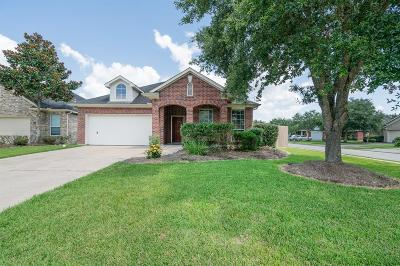 League City Single Family Home For Sale: 6140 Bradie Court