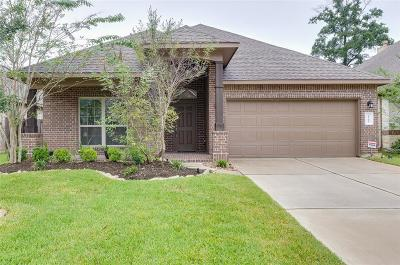 Conroe Single Family Home For Sale: 2422 Garden Shadow Drive