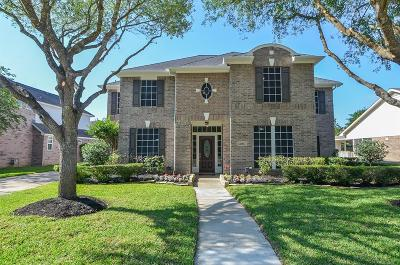 Katy Single Family Home For Sale: 21915 Windmill Bluff Lane