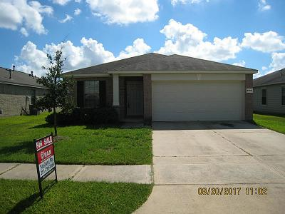 Katy Single Family Home For Sale: 2718 Mustang Hill