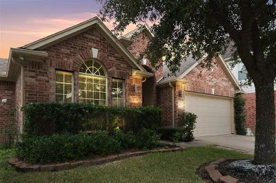 Houston Single Family Home For Sale: 19838 Youpon Leaf Way