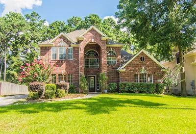 Kingwood Single Family Home For Sale: 2279 Deer Cove Trail