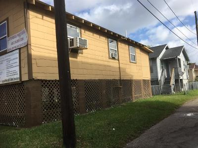 Galveston Single Family Home For Sale: 710 39th Street