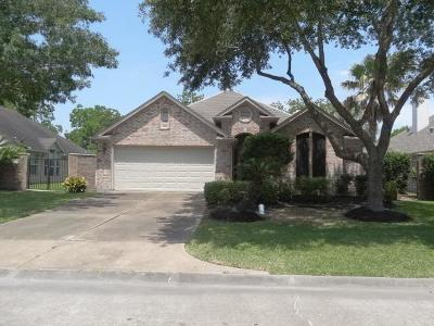 League City Single Family Home For Sale: 2328 Fairway Pointe Drive