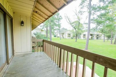 Crosby TX Condo/Townhouse For Sale: $65,000