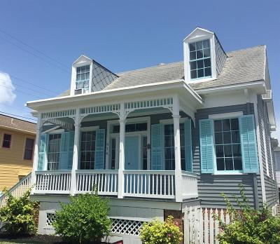 Galveston Rental For Rent: 614 12th Street