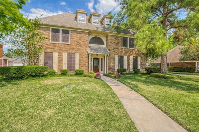 Katy Single Family Home For Sale: 24714 Valleylight Drive