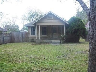 Pasadena Single Family Home For Sale: 512 Wafer Street