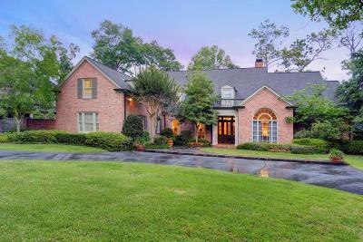 Hedwig Village Single Family Home For Sale: 740 Frandora Lane