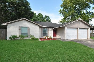 Dickenson, Dickinson Single Family Home For Sale: 5309 Tanglebriar Drive