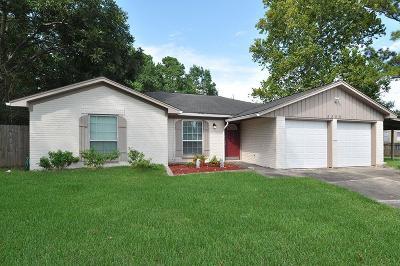 Dickinson Single Family Home For Sale: 5309 Tanglebriar Drive