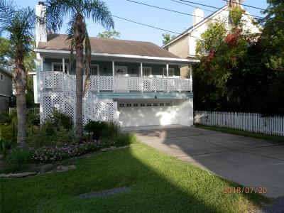 Clear Lake Shores Single Family Home For Sale: 411 Oak Road