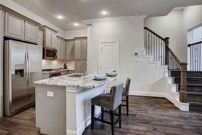 Houston Single Family Home For Sale: 1006 Shepherd Oaks Drive