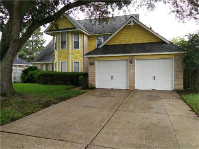 Deer Park Single Family Home For Sale: 710 Bayou Vista Drive