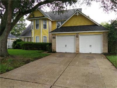Deer Park Single Family Home For Sale: 710 Bayou Vista Drive