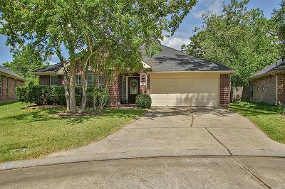 Spring Single Family Home For Sale: 21018 Winter Forest Drive
