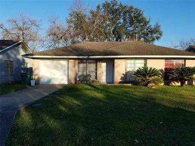 Pasadena Single Family Home For Sale: 1309 Wynd Avenue