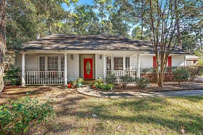 Magnolia Single Family Home For Sale: 502 Shadberry Drive