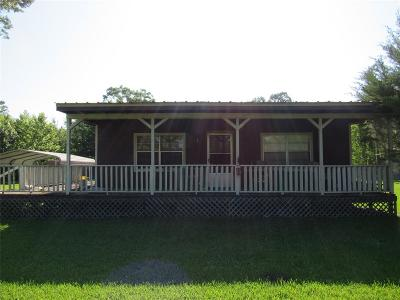 Liberty Single Family Home For Sale: 19932 Highway 146 Highway N