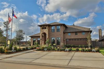 Tomball Single Family Home For Sale: 11126 Roundtable Drive