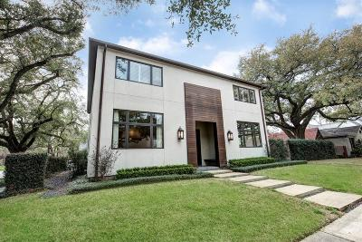 West University Place Single Family Home For Sale: 3001 Georgetown