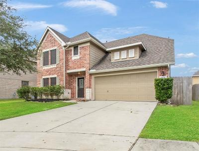 Alvin Single Family Home For Sale: 4709 Lake Line Court