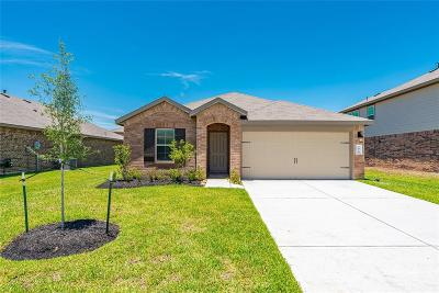 Katy TX Single Family Home For Sale: $214,990