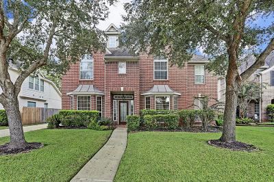 Sugar Land Single Family Home For Sale: 1431 Stone Canyon