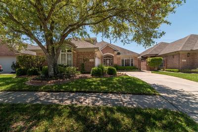Houston Single Family Home For Sale: 14034 Bay Oaks Boulevard