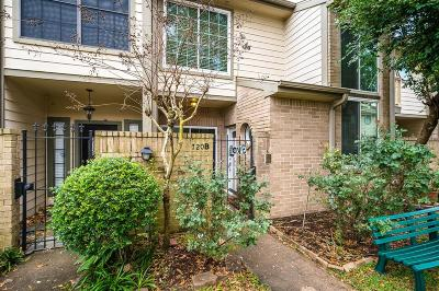 Houston TX Condo/Townhouse For Sale: $183,500