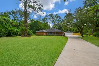 Houston Single Family Home For Sale: 2615 Creekhickory Road