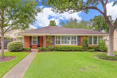 Houston Single Family Home For Sale: 3502 Norris Drive