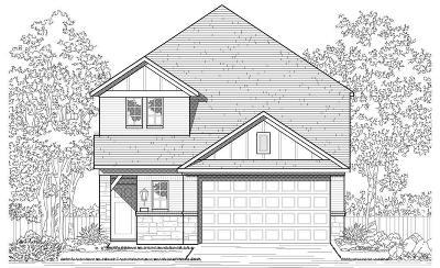 Magnolia Single Family Home For Sale: 8030 Whisper Grove