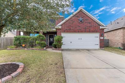 Katy Single Family Home For Sale: 22723 Pantego Lane