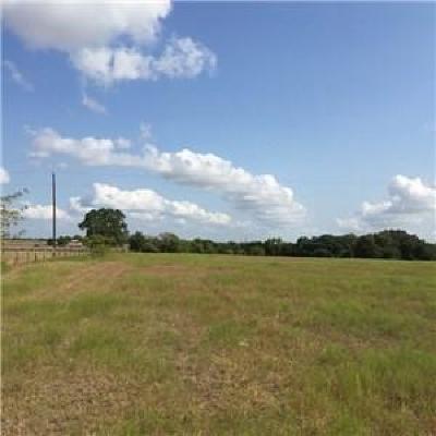 Fayette County Farm & Ranch For Sale: W Hwy 90