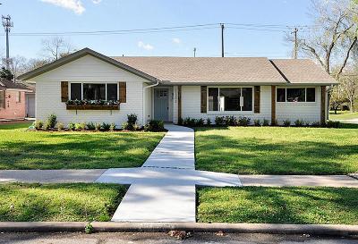 Houston Single Family Home For Sale: 11202 Endicott