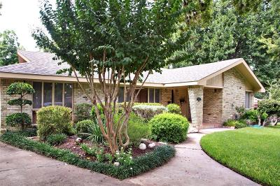Houston Single Family Home For Sale: 4817 Willowbend Boulevard