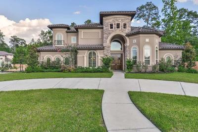 Spring, The Wodlands, Tomball, Cypress Rental For Rent: 23710 Thortons Park Lane
