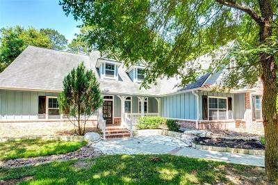Conroe Single Family Home For Sale: 11228 Kentucky Oaks Drive