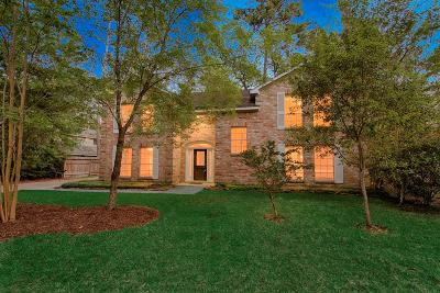 The Woodlands Single Family Home For Sale: 5 Starviolet Street