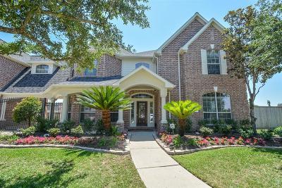 Katy Single Family Home For Sale: 1207 Wildwood Lane