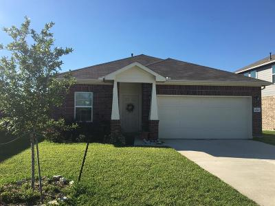 Texas City Single Family Home For Sale: 8210 Quartz Lane