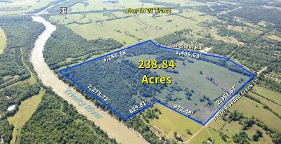 Country Home/Acreage For Sale: Tbd Wooded Creek Lane