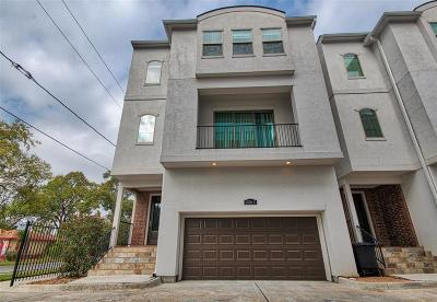 Heights Single Family Home For Sale: 1538 Dian Street #C