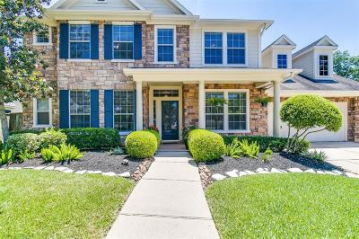 Sugar Land Single Family Home For Sale: 1606 Evening Bend Court